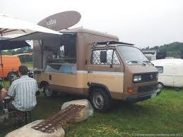 volkswagen bulli 1950 food van campervan crazy
