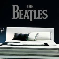 compare prices on stencil quotes online shopping buy low price free shipping large music quote the beatles logo wall art sticker transfer stencil decal mural childrens