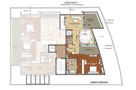 floor plans u2014 b 20 west end colony