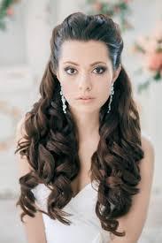 new bridal hairstyle 03 penteado noiva cabelos longos casamento semipreso hair
