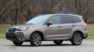 subaru forester touring 2017 subaru forester 2 0xt touring review photo gallery autoblog