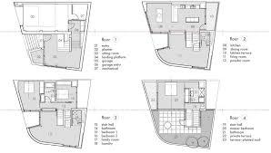 split floor plan uncategorized 5 level split house plan modern for wonderful 5