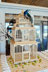 Decorative Bird Cages For Centerpieces by 91 Best Birdcage Decor Images On Pinterest Birdcage Decor