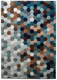 Modern Geometric Rugs Modern Carpet Contemporary Geometric Multi Color 5x8 Area Rug