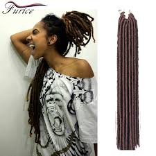afro twist braid premium synthetic hairstyles for women over 50 premium faux locs braids synthetic hair extension soft dread lock