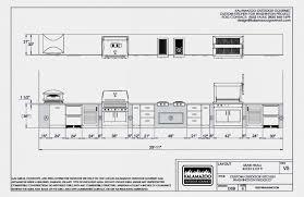 outdoor kitchen floor plans kitchen design outdoor kitchen floor plans design help kalamazoo