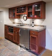 small finished basement basement traditional with wine storage wet