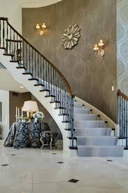 Ideas For Staircase Walls Stairwell Decorating Decorate Stairway Wall Enchanting Staircase