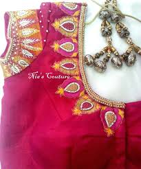 wedding blouses fashion unloaded maggam work designs for indian wedding