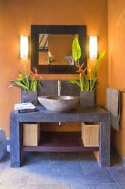 hot summer trend 25 dashing powder rooms with tropical flair bathrooms cozy balinese inspired powder room design hot summer