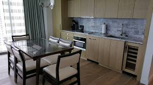 two bedroom suites waikiki kitchen area of two bedroom suite picture of the ritz carlton