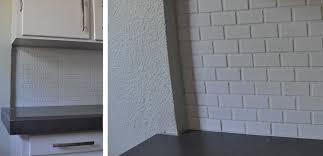 subway tile backsplash archives the loved home mini white idolza