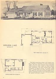 Mid Century House Plans 16 Best Mid Century Modest Images On Pinterest Vintage Houses
