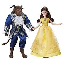 beast halloween costume amazon com disney beauty and the beast grand romance doll set
