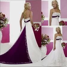 plus size purple wedding dresses naf dresses
