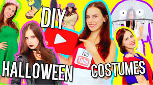 10 extremely last minute diy halloween costume ideas easy youtube