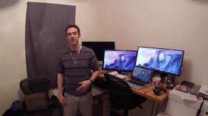creating a productive home office setup youtube