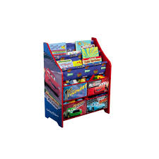 amazon com disney cars book and toy organizer discontinued by