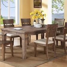 dining room table with storage dining table self storage leaf wayfair