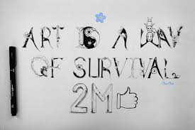 Of Survival Drawinglics View 1953412 Is A Way Of Survi
