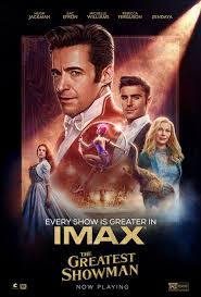 The Greatest Showman The Greatest Showman The Imax Experience Large Poster