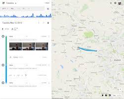 Google Map Location History Parking Prankster February 2017