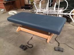 used electric massage tables for sale used oakworks massage table beds electric for sale dotmed listing