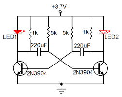 astable oscillator circuit page 3 oscillator circuits next gr