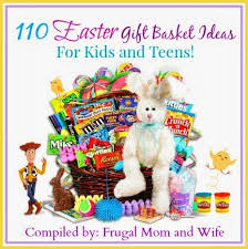 kids easter gift baskets frugal and 110 easter gift basket ideas for kids and