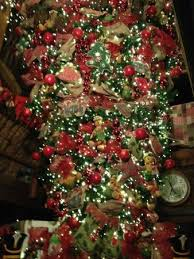 two story upside down christmas tree picture of the angus barn