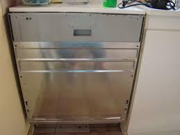 Comment Installer Un Four Encastrable by Meuble Lave Vaisselle Encastrable Ikea Collection Et Installation