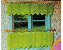 Free Curtain Patterns Free Vintage Crochet Curtain Patterns Nrtradiant Com