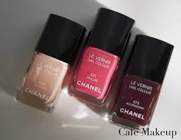 chanel nail polish archives café makeup