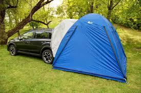nissan rogue hatch tent napier 86000 blue gray blue color sportz dome to go hatchback tent