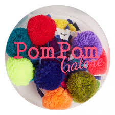pom pom lights rainbow the conran shop