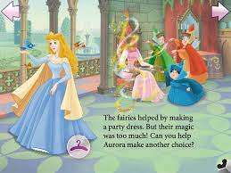 review disney u0027s princess dress up my sticker book ipad insight