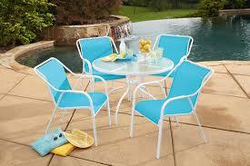 Garden Oasis Dining Set by Garden Oasis Hamlin Steel 5 Piece Sling Patio Set