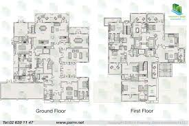 6 bedroom floor plans home
