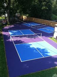 Build A Basketball Court In Backyard Imposing Design How Much Does A Sport Court Cost Best Backyard