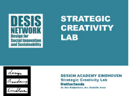 design academy eindhoven desis network the netherlands eindhoven strategic creativity