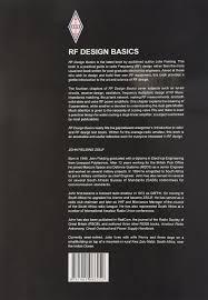 Radio Frequency Reference Guide Rf Design Basics John Fielding 9781905086252 Amazon Com Books