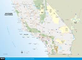 me a map of california coastal california from san francisco to diego disneyland los