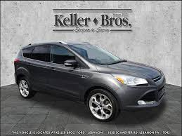 Ford Escape Custom - new 2017 2018 and used ford dealership in lebanon pa keller bros