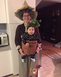 Ewok Halloween Costume Baby Professor Sprout Baby Mandrake Harry Potter Inspired