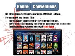 fantasy film genre conventions section a question 1 b theoretical evaluation of production genre