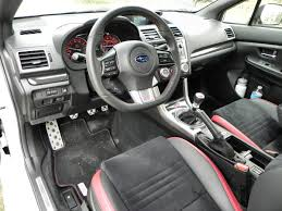 subaru touring interior 2015 subaru wrx sti rally loving madness for 5