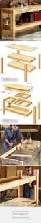 Woodworking Bench Plans Simple by The 25 Best Simple Workbench Plans Ideas On Pinterest Workbench
