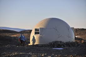 a week u0027s stay at antarctica u0027s only luxury campsite costs as much