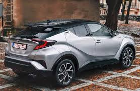 toyota suv price toyota chr india launch price specifications images