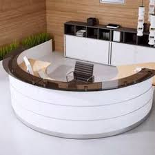 Oval Reception Desk Image Result For Oval Reception Counter New Office Look